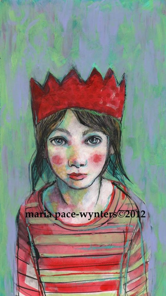The-Christmas-Crown by Maria Pace-Wynters