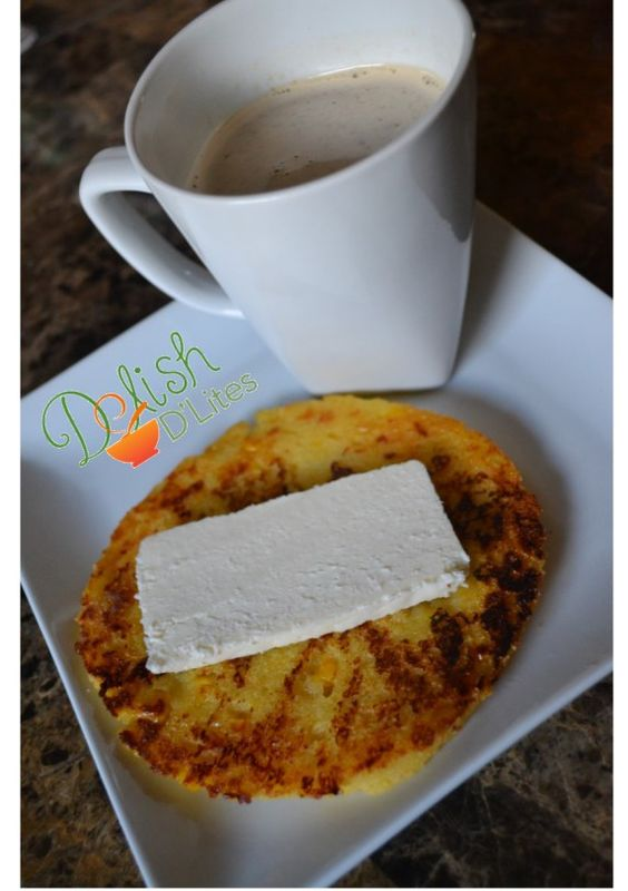 Colombian Arepas de Choclo (Griddled Sweet Corn Cakes ...