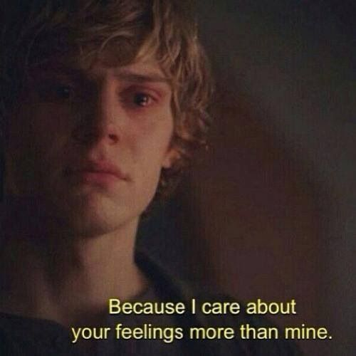 American Horror Story TATE have my babies