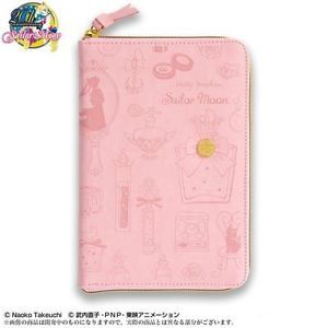BANDAI-Sailor-Moon-2017-Makeup-Schedule-Notebook-Baby-pink-pattern-Premium
