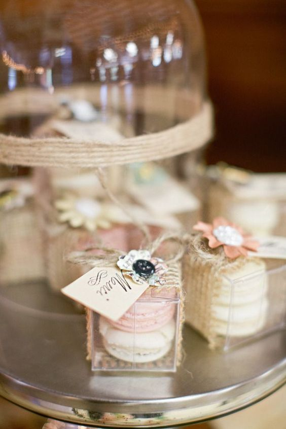 Unique wedding favors, Wedding favors and Favors on Pinterest