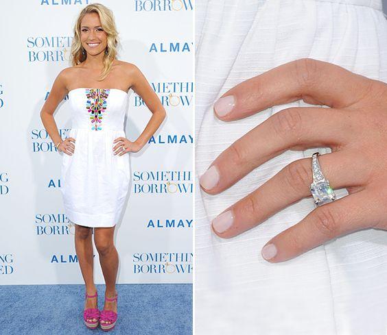154 best Celebrity Engagement Rings images on Pinterest ...
