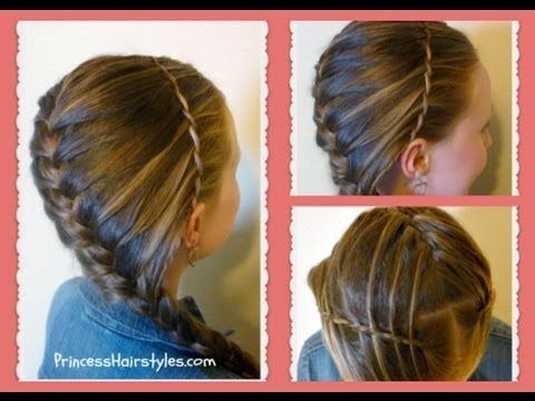 9 Best French braid headband images | Bedrooms, Braids ...