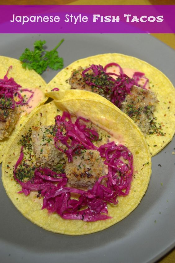 ... tacos la the tacos and more tes tacos style japanese style fish fish