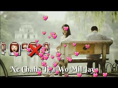 Tu Jo Kahe Whatsapp Status Video Youtube Romantic Songs Songs Youtube