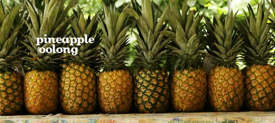 Pineapple Oolong - Bright, Refreshing Blend Of Tie Kwan Yin Oolong Tea And Pineapple | DavidsTea