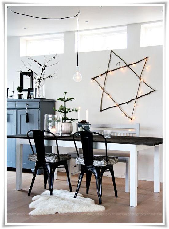 Christmas DIY – twig star   Nordic Bliss