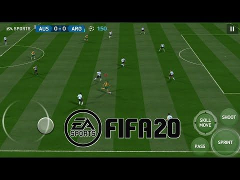 493 Mb Fifa 20 Mod Fifa 14 Android Offline New Faces Transfer