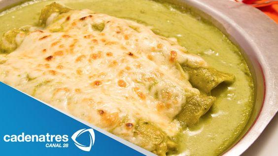 Enchiladas, Salsa and Watches on Pinterest