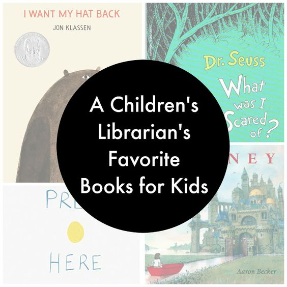 A Children's Librarian's Absolute Favorite Books for Kids