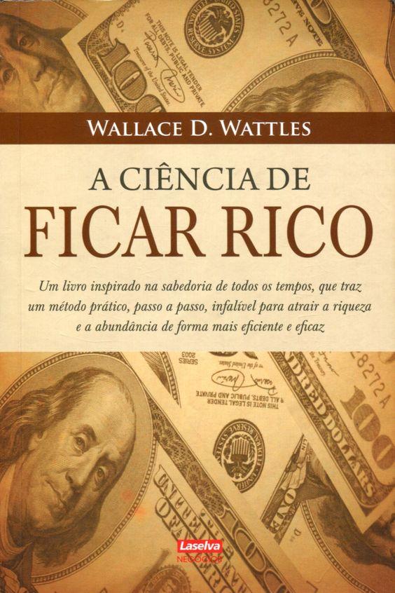 """Não estranhe o título. Escrito em 1910 por Wallace Wattles, este livro apresenta de uma forma prática e real que devemos ater fortemente nossos pensamentos no que queremos, materializar nossos objetivos, sempre de uma maneira direta, pensamentos certeiros em nossa riqueza, no que queremos. Querer fortemente e agradecer sempre, da mesma maneira, ao Universo. Este livro inspirou outro livro: """"O Segredo"""", conhecido mundialmente."""