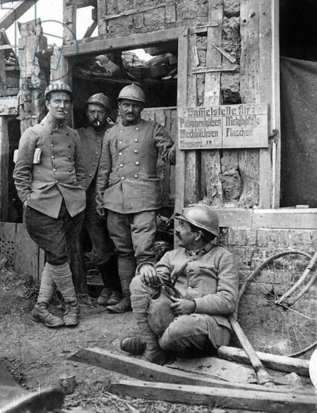 Pinterest the world s catalog of ideas - Battlefield 1 french soldier ...