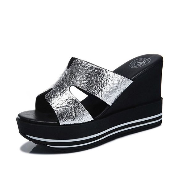 21 Wedges Mule Sandals To Inspire Everyone shoes womenshoes footwear shoestrends