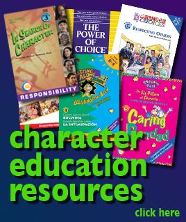 charactercom pretty extensive character education