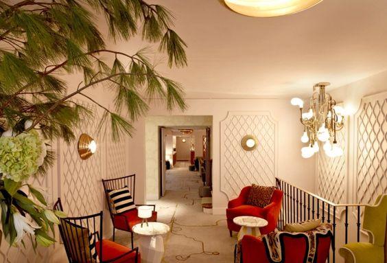Hôtel Thoumieux, designed by India Mahdavi - Paris
