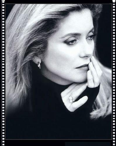 Catherine Deneuve by Brigitte Lacombe