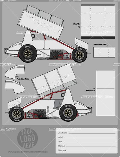 Sprint Car Template : sprint, template, Sprint, Template, Regarding, Blank, Templates, Business, Templates,, Unique, Coloring, Pages,, Download