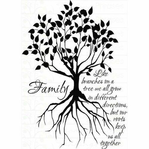 Quotes / Family Tree Tattoo