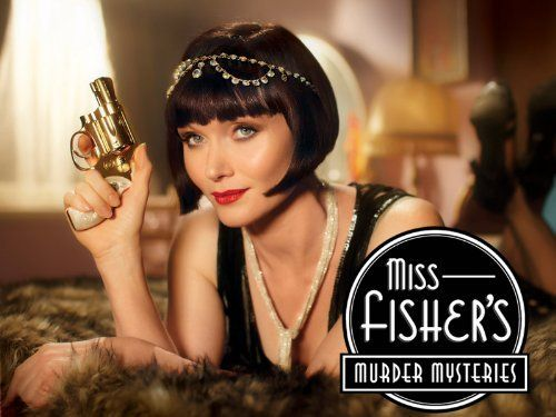 Miss Fisher's Murder Mysteries (2012):
