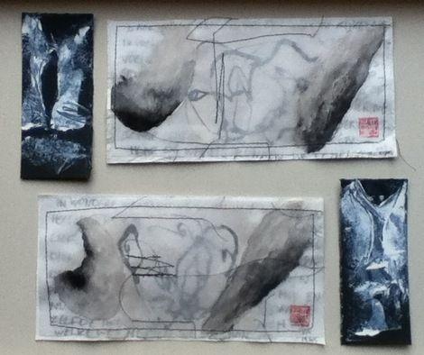 "Nancy Van Wichelen for Lunacasa, ""Handleiding der gevallen engelen"" on ArtStack #nancy-van-wichelen-for-lunacasa #art"