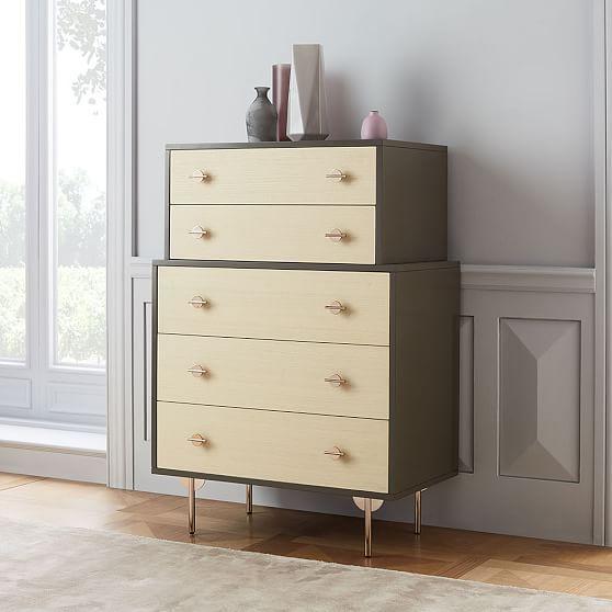 Greta 5 Drawer Dresser At West Elm Dressers Bedroom Furniture