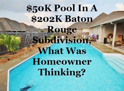 Baton Rouge Rouge And Pools On Pinterest