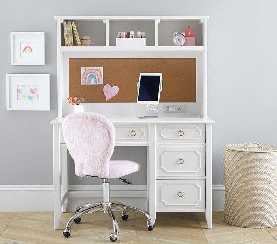 Ava Regency Storage Desk In 2020 Desk Storage Furniture Study Furniture