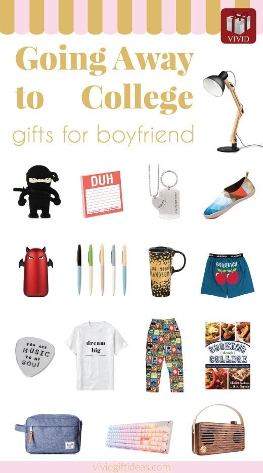 19 Best Going Away To College Gift Ideas For Boyfriend College