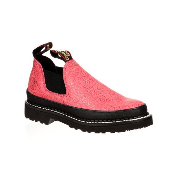 Womens Pink Romeos Shoes