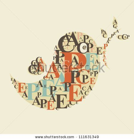 the word peace - Google Search
