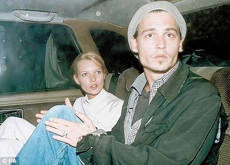 kate moss johnny depp - Google Search