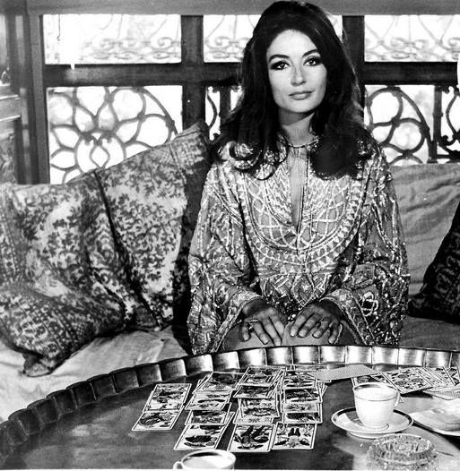 Anouk Aimee 'Justine' (1969)