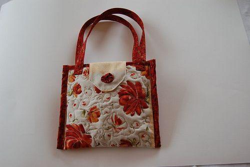Eine Tasche für meine Enkeltochter