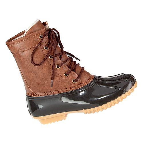 Womens Sporto Dakota Rain Boots