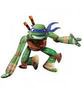 Ninja Turtle Airwalker Balloon Birthday Party by ThePartyGnome