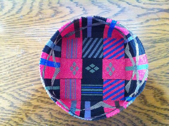 Beaded+Basket+Peyote+Stitch+Basket+with+Woven+Strip+by+BeadHellion,+$200.00