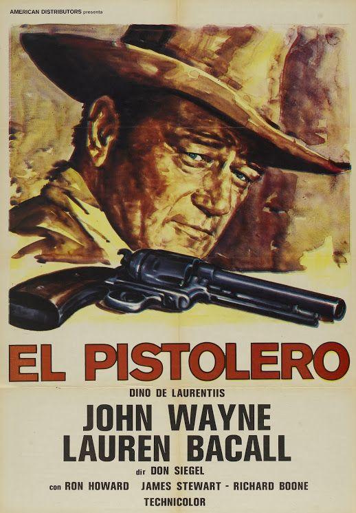 El Ultimo Pistolero Carteles De Pelicula Antiguos Carteles De Cine Carteles De Peliculas Famosas