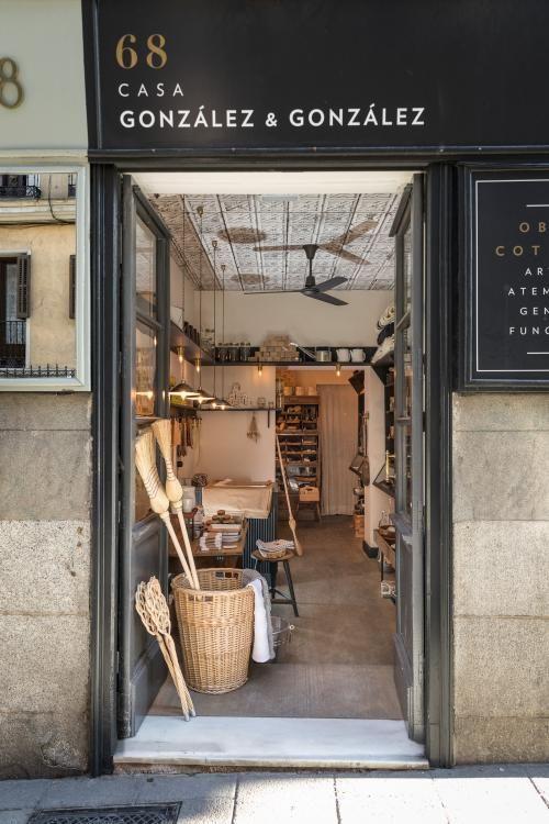 Inicio Gonzalez Gonzalez Tiendas De Hogar Fachadas De Tiendas Interiores De Tienda