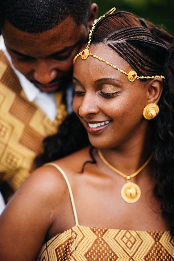 Eritrean wedding, Rosa + Kenyon   Durham, NC Wedding