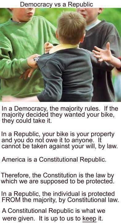 What is a democracy? are we in a deocracy?