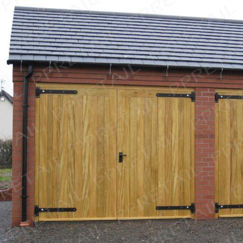 2x Black Hook Band Hinges 16 400mm Heavy Duty Large Gate Stable Garage Door Ebay Garage Doors Wooden Garage Doors Side Hinged Garage Doors