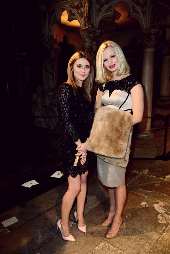 Paryski tydzień mody – H&M STUDIO & Gosia Baczyńska Fall/Winter 2014