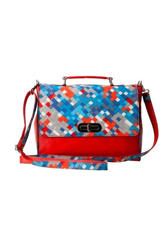Pixel Cross Body Bag, Sling Bags, Designer, Latest, Online