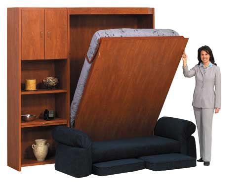 Hideaway Wall Bed Modern And Space Saving Furniture For Your Sweet And Small Dwelling