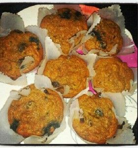 TBT: First attempt at Paleo Muffins!