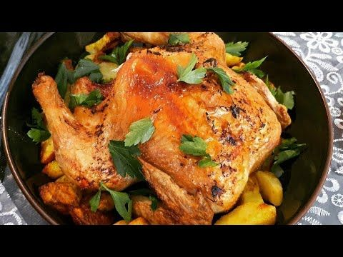 شوي الدجاج بالقلايه الهوائيه ثلاث طرق لعمل دجاج محمر ورائع بالقلايه الهوائيه Youtube Cooking Food Turkey