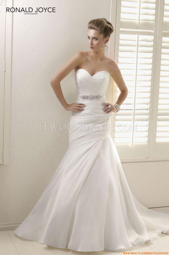 Reißverschluss  Brautkleider 2014