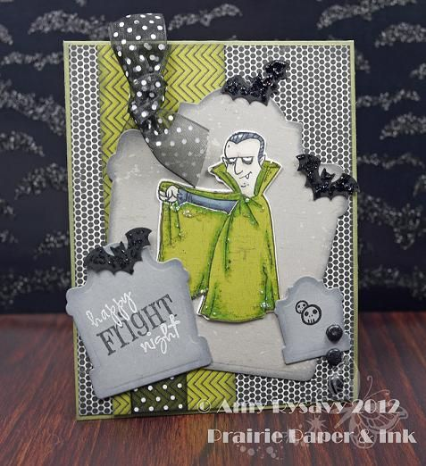 Halloween Card 3 by AmyR