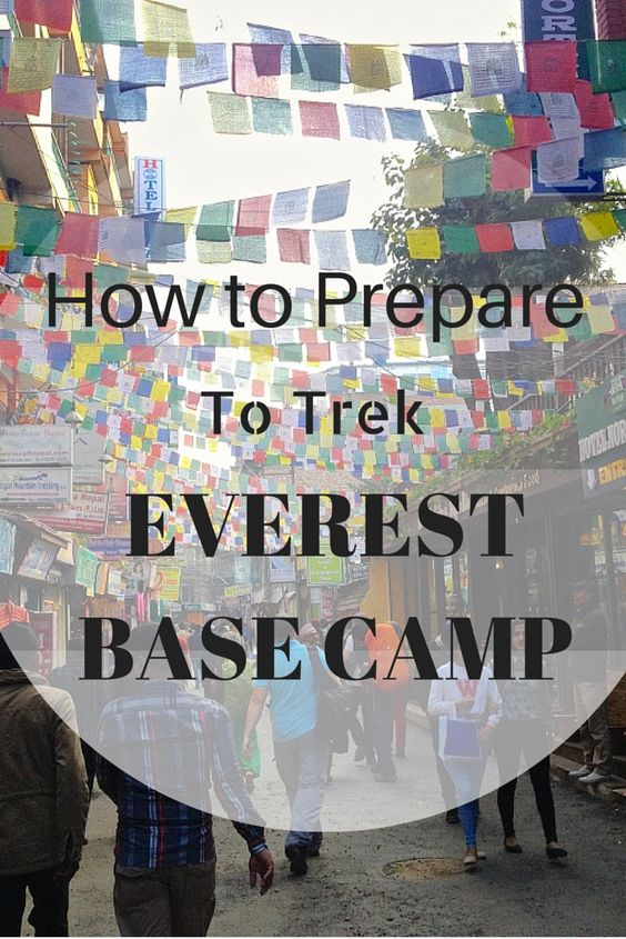 Want to know what you need to trek to Mount Everest Base Camp and where to get it all