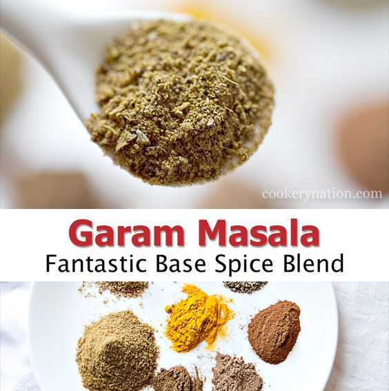 Garam Masala is a very common, yet often personalized spice blend. This is a wonderful base that can be customized to suit your tastes.